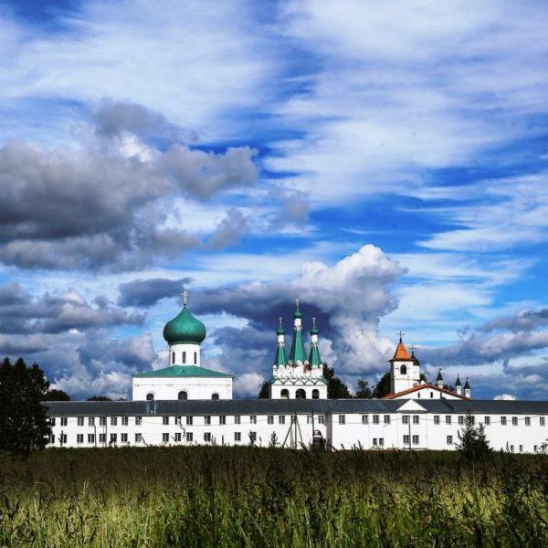 церковь русского севера
