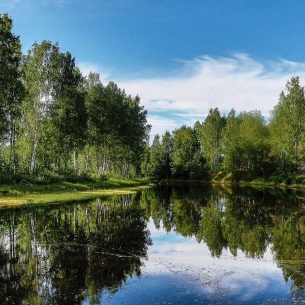 фото природы россии