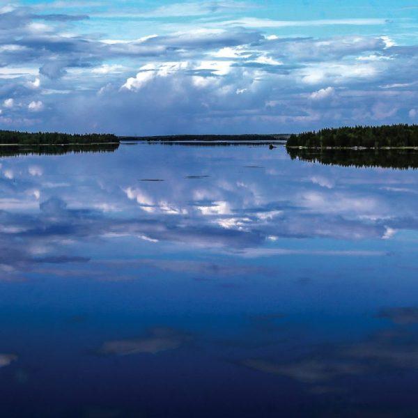 Россия, север, озера