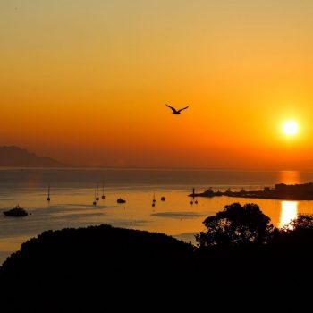 Восход в Сен-Тропе