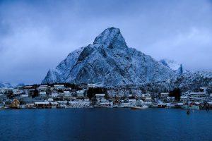 Скандинавия, гора
