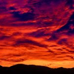 Восход в Чили