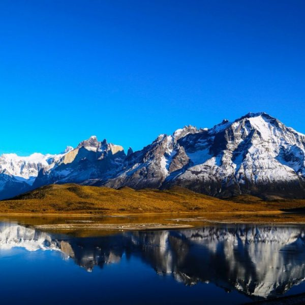 Чили, Патагония, озёра