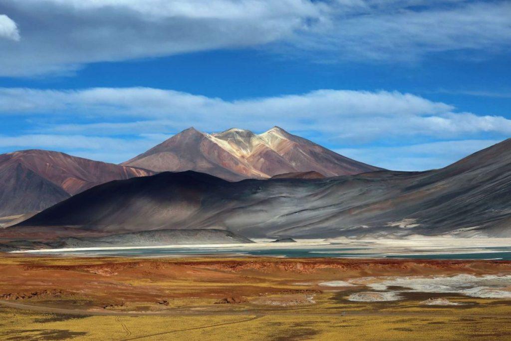 горы-в-Атакаме, Южная Америка
