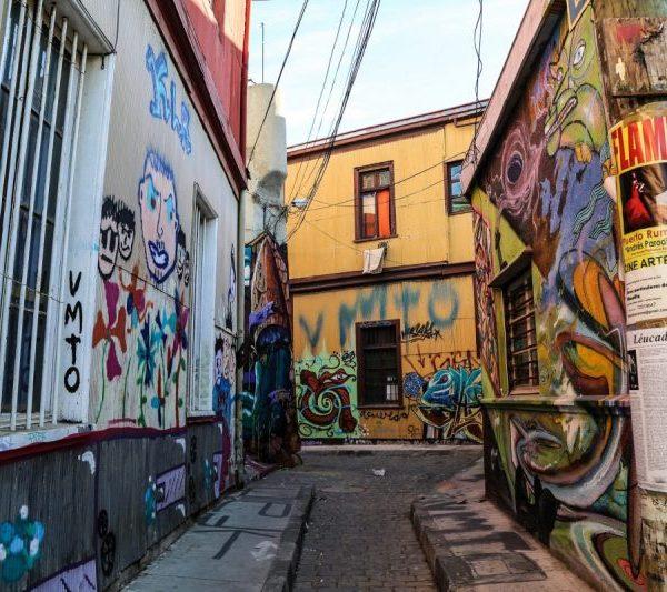 Чилийское граффити
