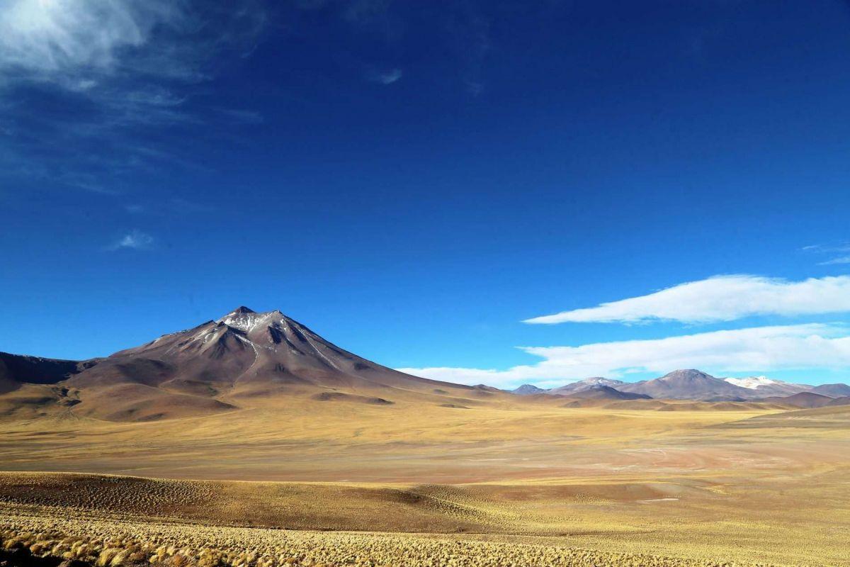 Вулканы Атакама