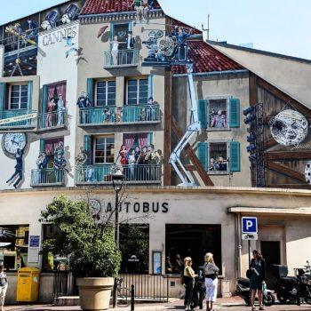 красивый дом во Франции