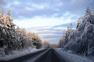 Дорога, Скандинавия