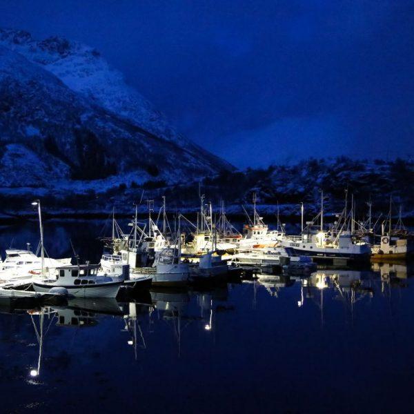 Корабли в Норвегии
