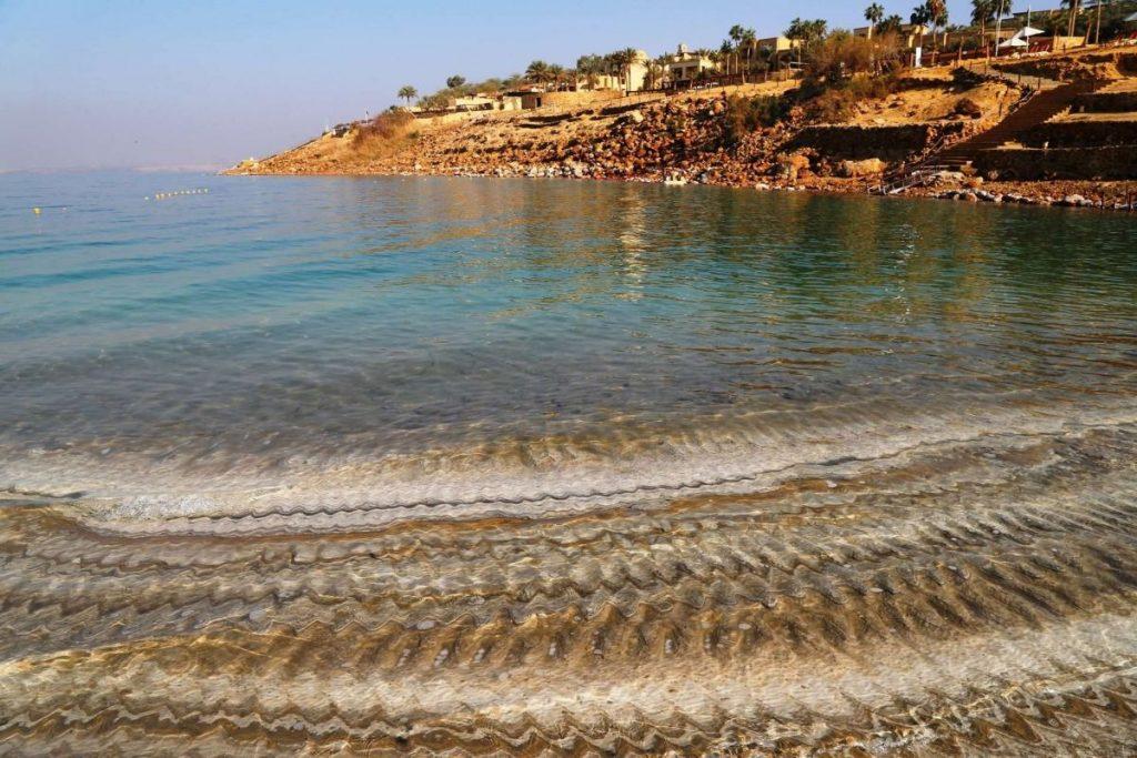 море в иордании