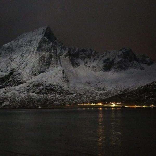 Ночь и Фьорды