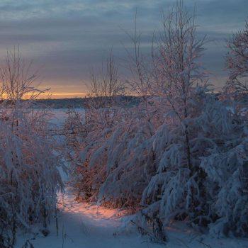 Финляндия, восход