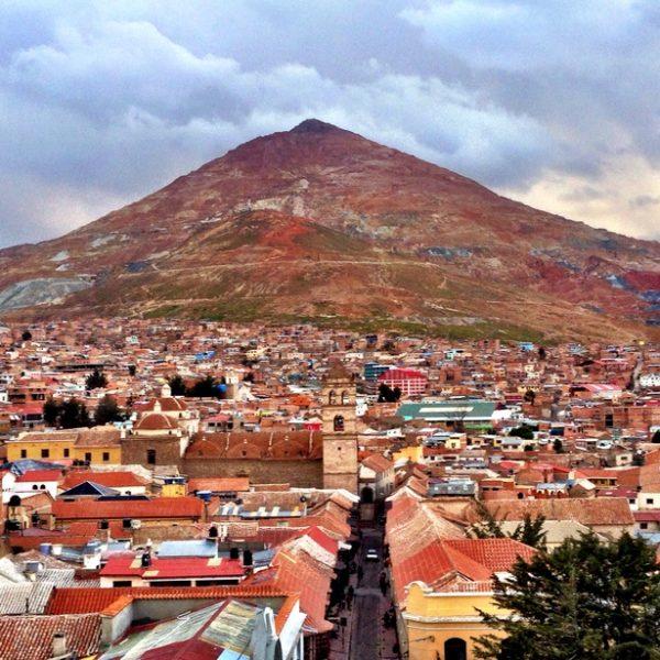 Архитектура Потоси, Боливия
