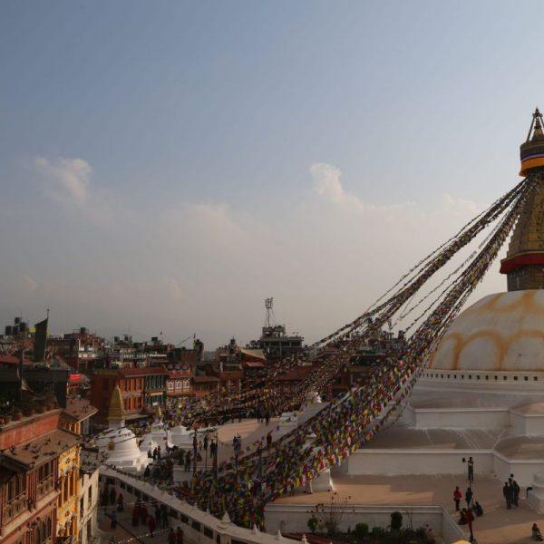 столица и крупнейший город Непала