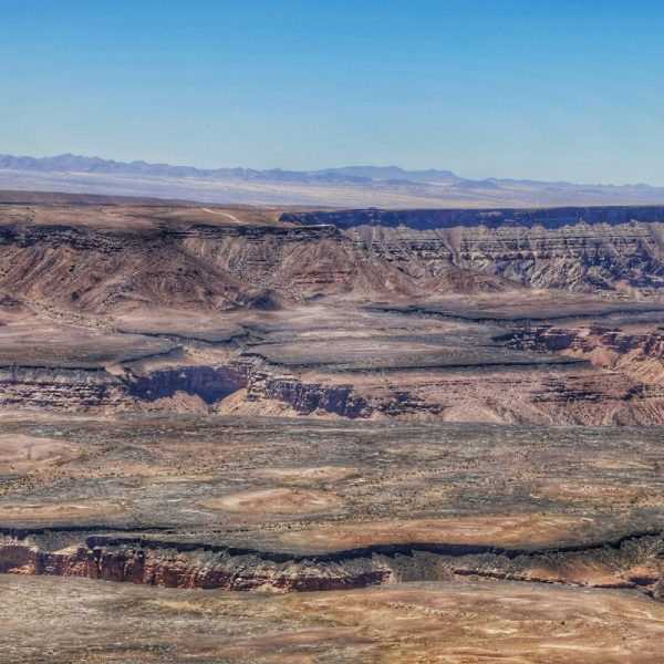 Большой каньон Фиш Ривер в Намибии