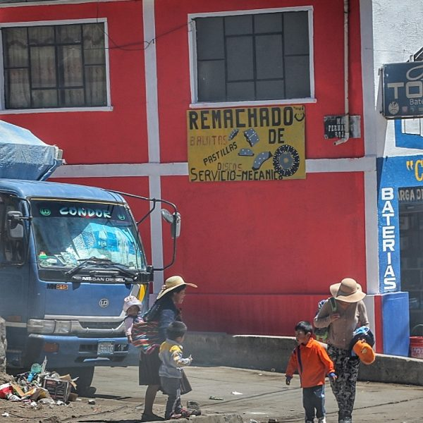 Женщины и дети, Боливия