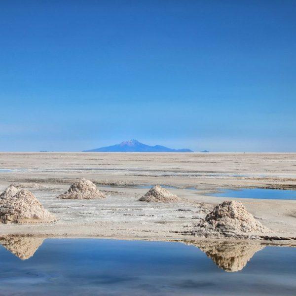 Солончак Боливия