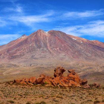 Боливия, гора