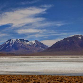 Красивое Озеро Боливии