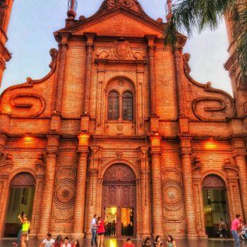 Церковь Санта Крус Де Ла Сьерра, Боливия