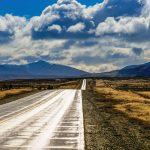 Патагония дорога в горы