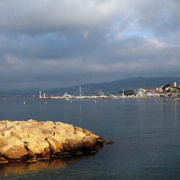 Море, Канны, Франция