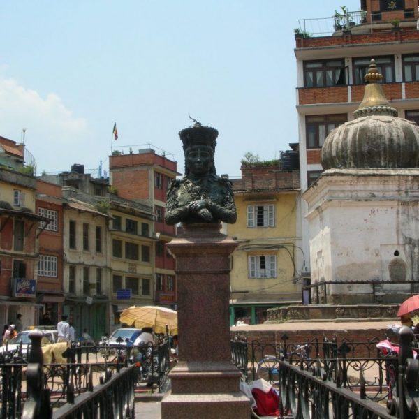 Катманду, столица Непала