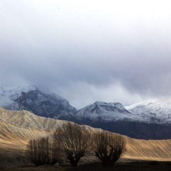 Долина в Мустанге