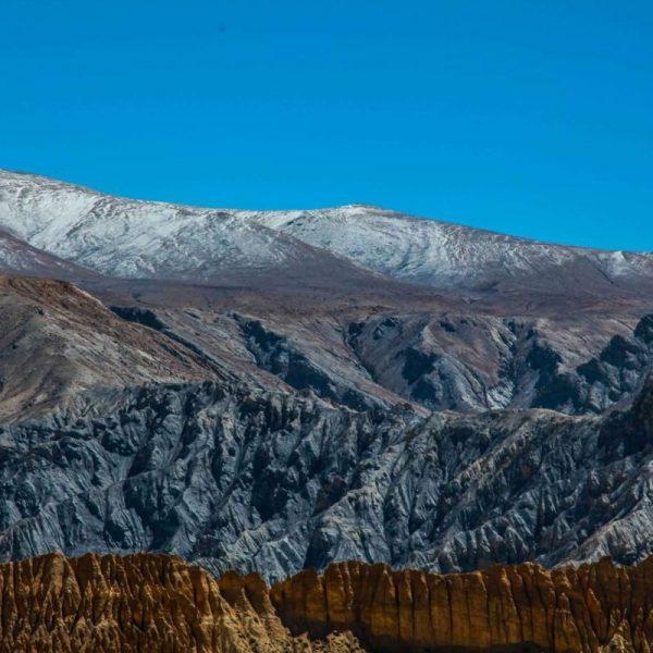 Гималаи. Мустанг. Фото.