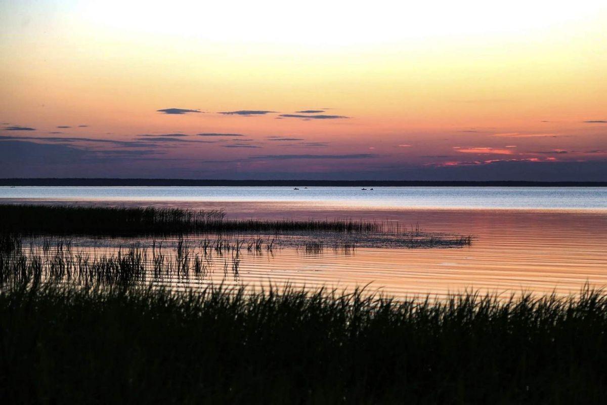 Россия, Плещеево озеро