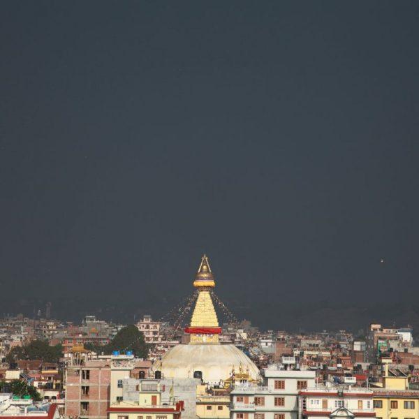 Тучи Катманду, Непал