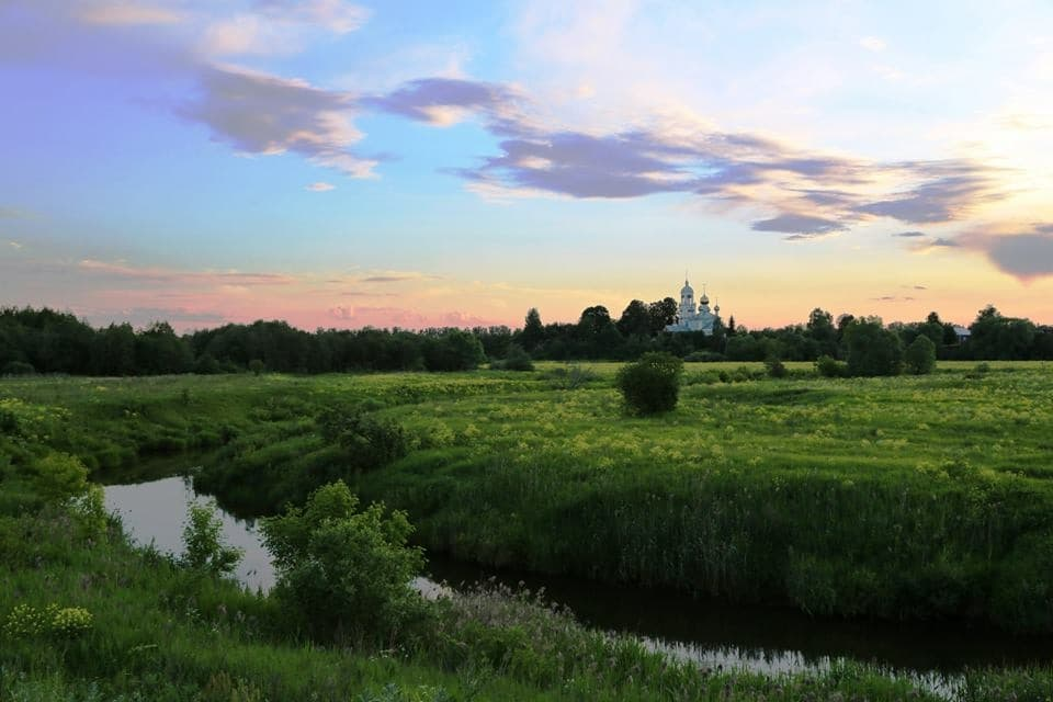 Россия, фото природа