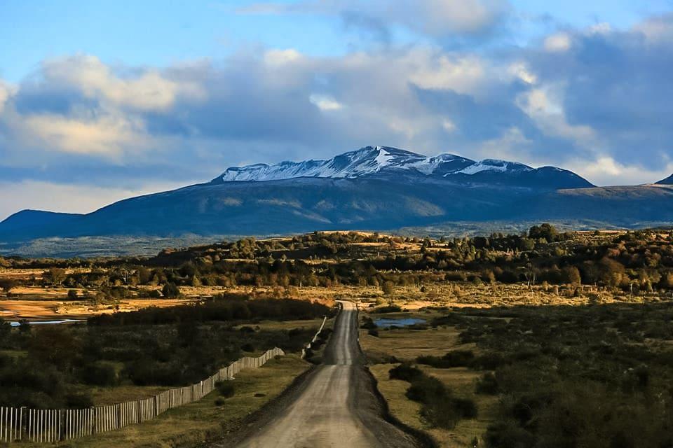 Чили, дорога