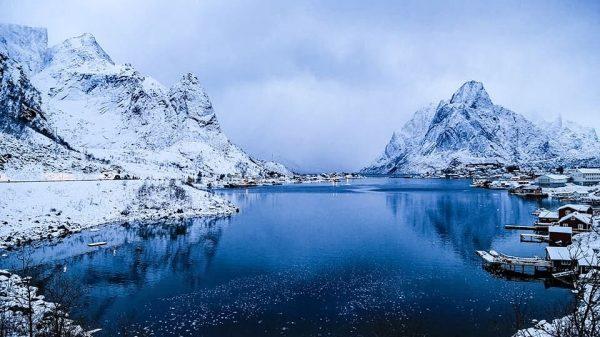 Скандинавия, город