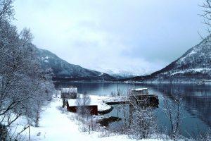 Норвегия, озеро