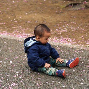 Мальчик в Японии