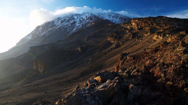 Танзанские горы