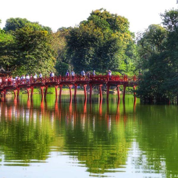 Мост-краб во Вьетнаме