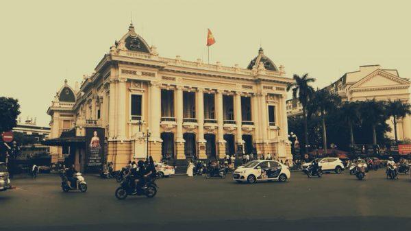 Улицы Ханоя, Вьетнам