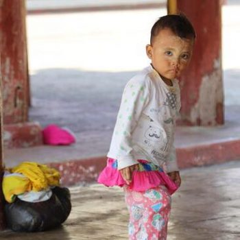 Дети, Бирма