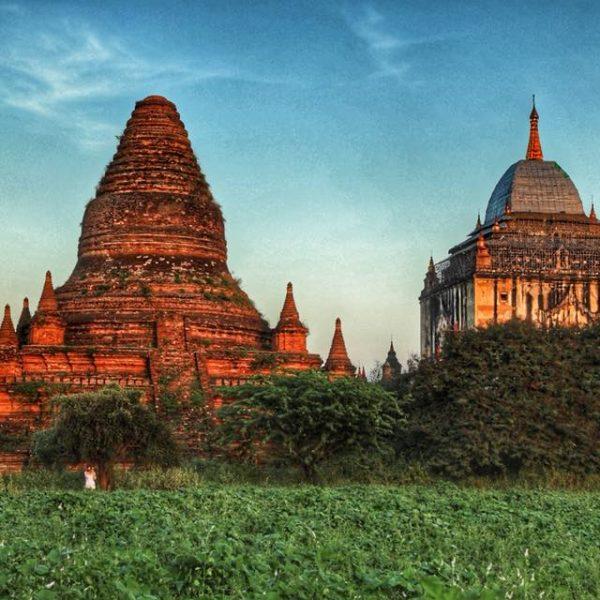 Древняя Бирма