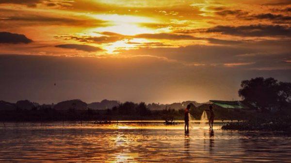 Солнце, Мандалай