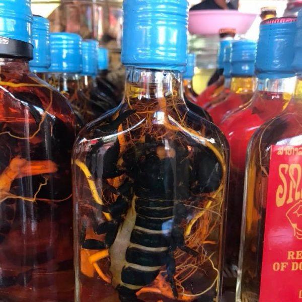 алкоголь, тайланд