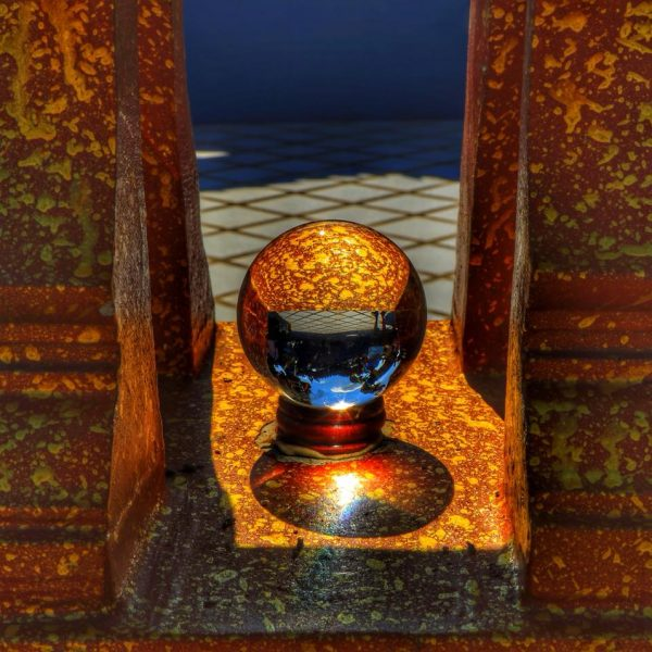 стеклянный шар, тайланд