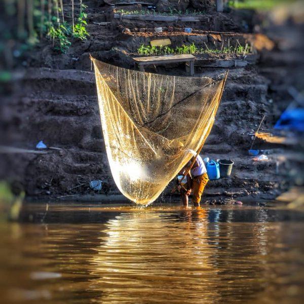Местные жители Лаоса