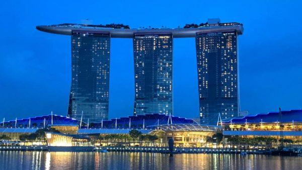 Сингапур, Marina Bay Sands