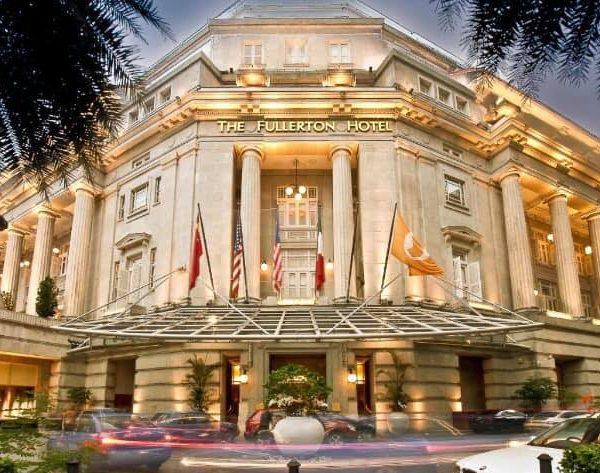 дорогая гостиница в Сингапуре