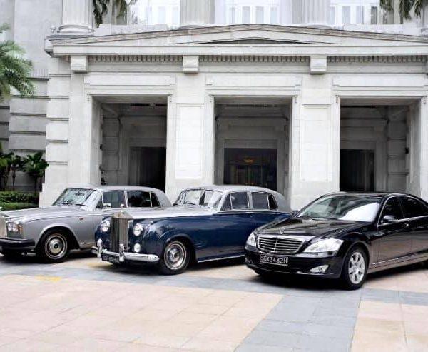 luxury cars в Сингапуре