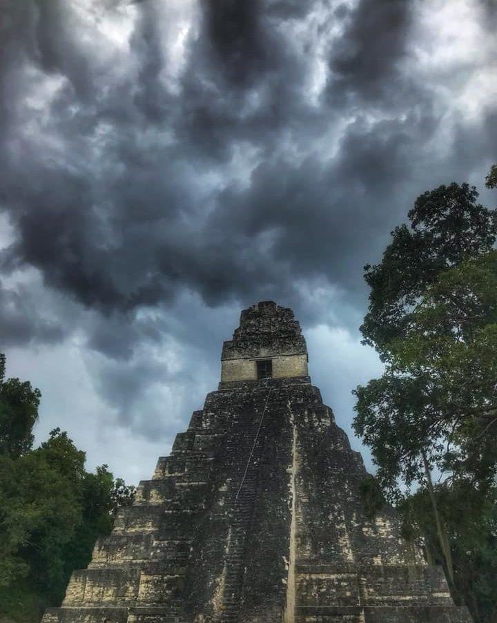 Древняя Гватемала