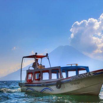 Лодка, Гватемала